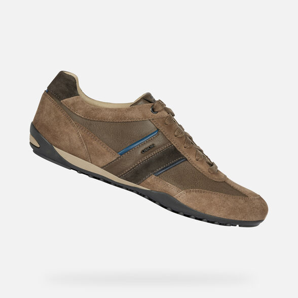 SNEAKERS MAN GEOX WELLS MAN - 1