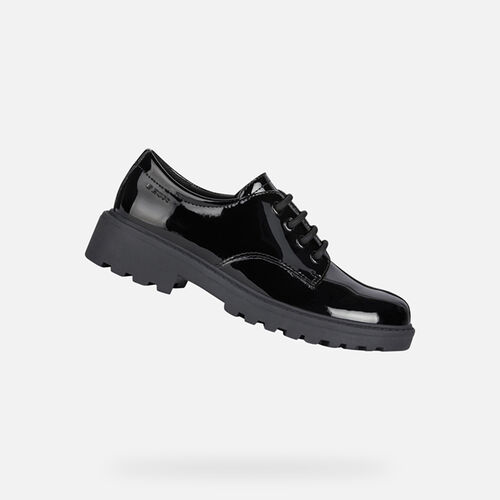 CHAUSSURES POUR UNIFORME FILLE GEOX CASEY FILLE - null