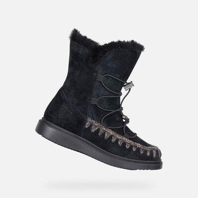 BOTTES FILLE GEOX THYMAR FILLE