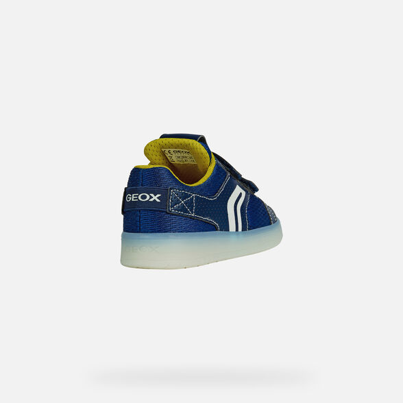 LOW TOP BOY JR KOMMODOR BOY - 5