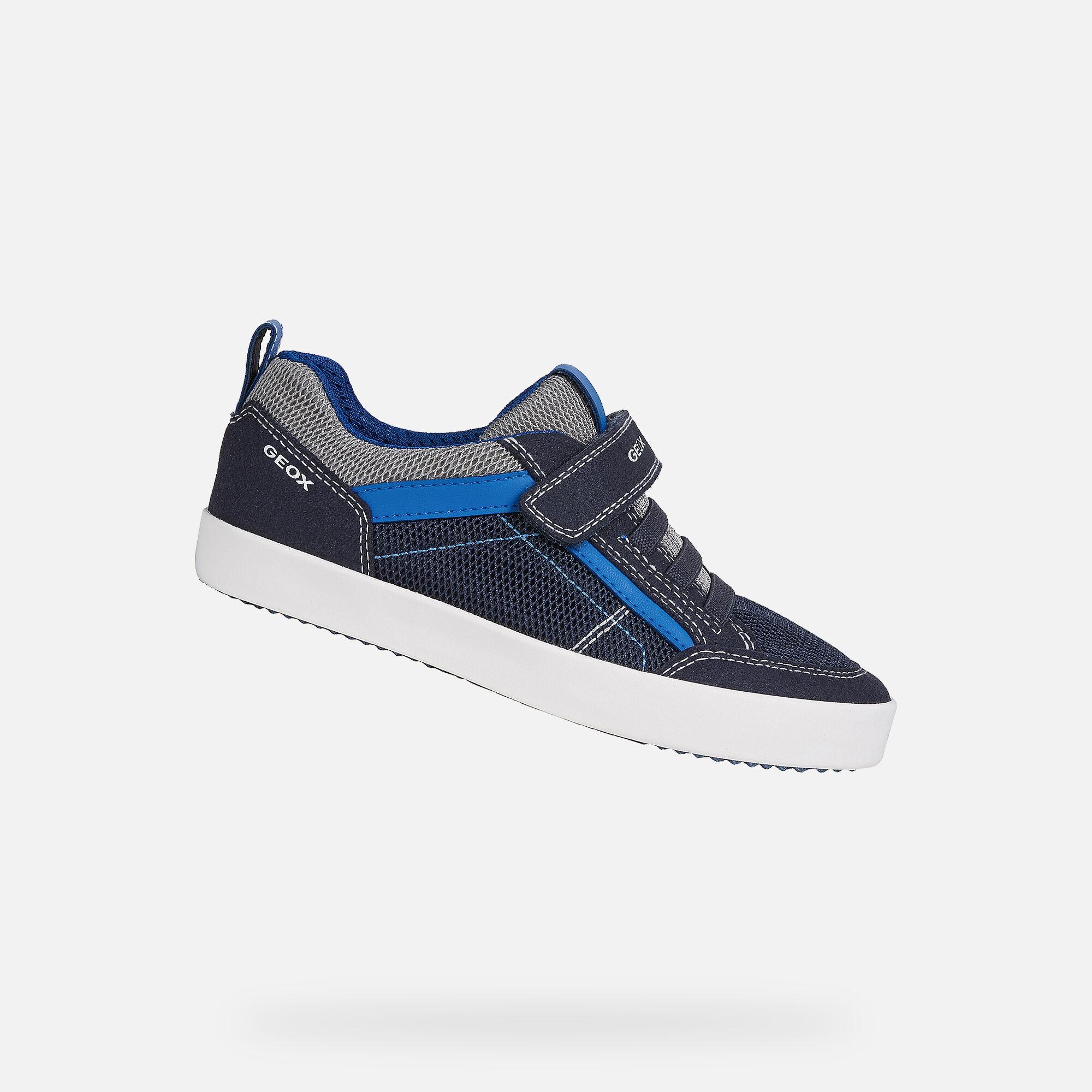 Geox KILWI Boy Navy Sneakers | Geox