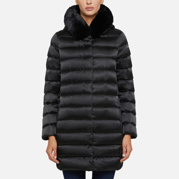 DOWN JACKETS WOMAN GEOX CHLOO WOMAN - 2