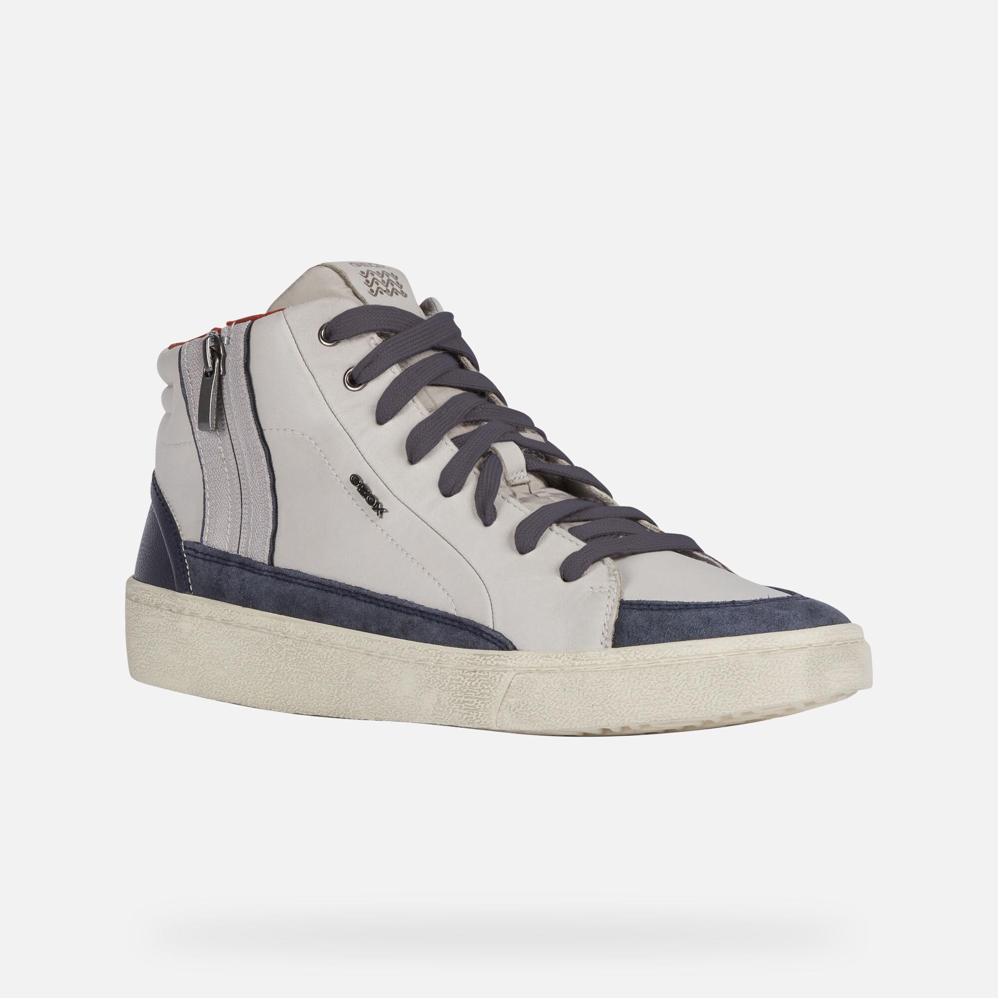 Geox WARLEY Man: Boulder Sneakers | Geox FW1920  zu verkaufen