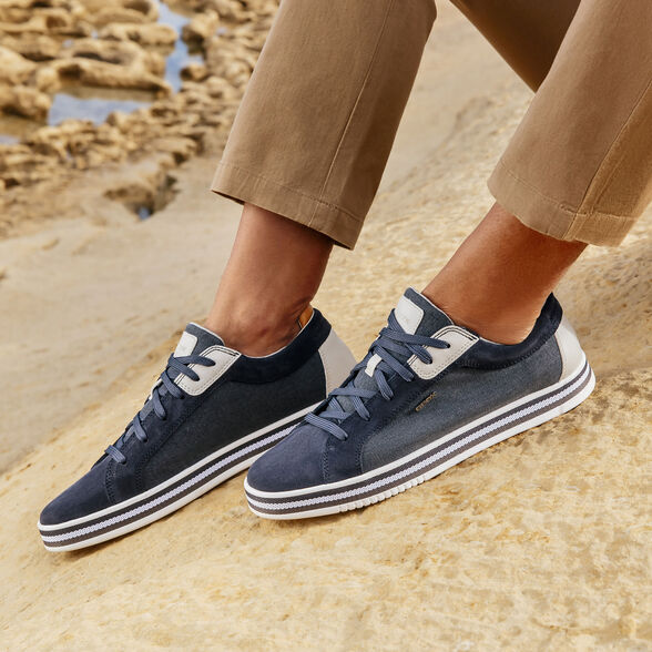 SNEAKERS HOMME GEOX EOLO HOMME - 9