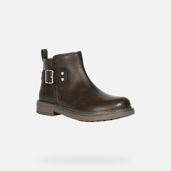 ANKLE BOOTS GIRL GEOX ECLAIR GIRL - 3