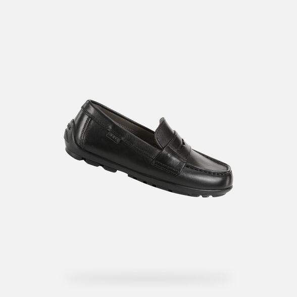 BOY LOAFERS GEOX NEW FAST BOY - 1