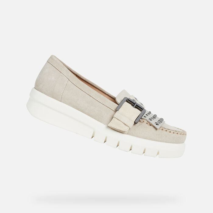 Chaussures Mocassins Et À Lacets Femme Geox pqvfSxwq 6b5c1a76d7d
