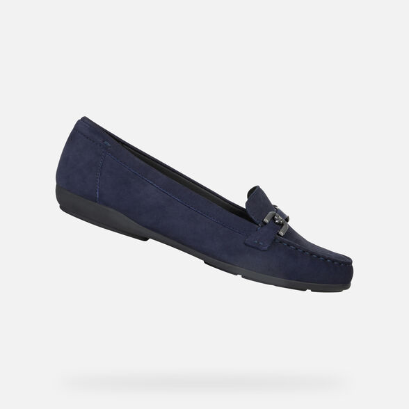 WOMAN LOAFERS GEOX ANNYTAH WOMAN - 1