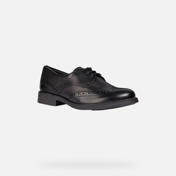 UNIFORM SHOES GIRL GEOX AGATA GIRL - 4