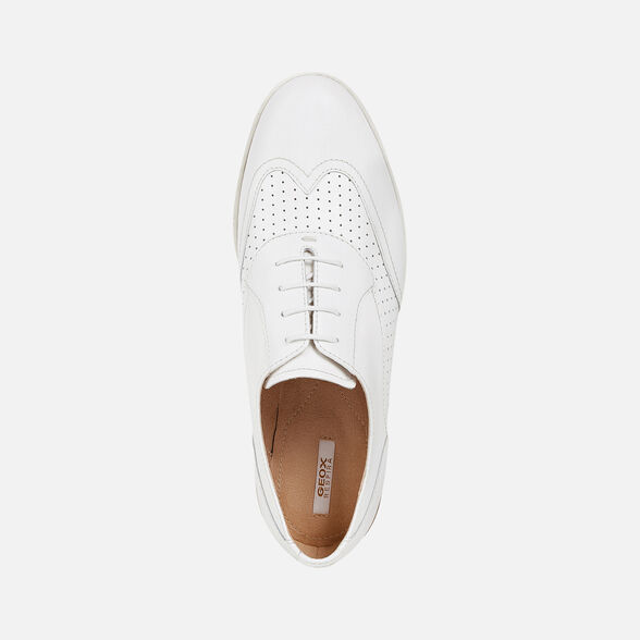 LACE UPS & BROGUES WOMAN KATTILOU - 6