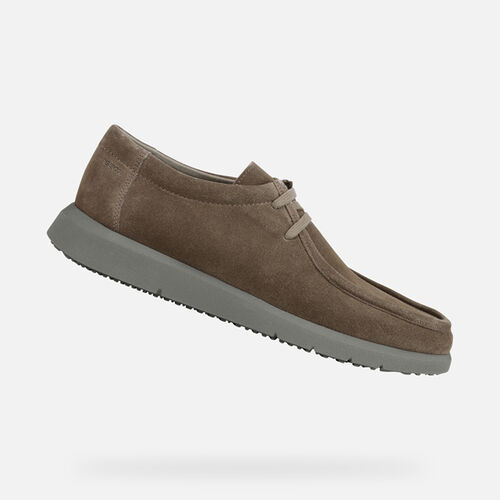 CHAUSSURES DÉCONTRACTÉES HOMME GEOX ERRICO HOMME - null