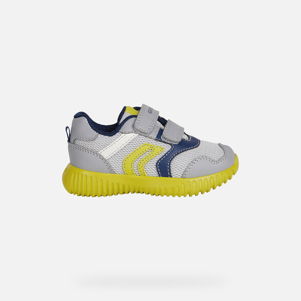 SNEAKERS BABY GEOX WAVINESS BABY BOY - 2