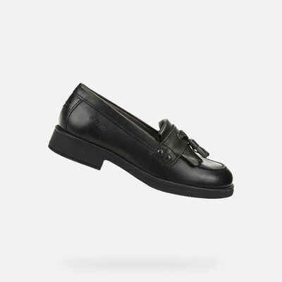 UNIFORM SHOES GIRL JR AGATA
