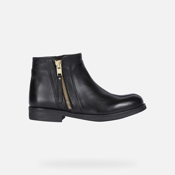 ANKLE BOOTS GIRL GEOX AGATA GIRL - 2