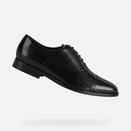 FORMAL SHOES MAN GEOX HAMPSTEAD MAN - null