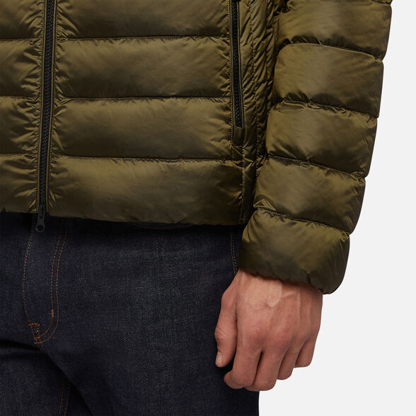 MAN DOWN JACKETS GEOX DERECK MAN - 9