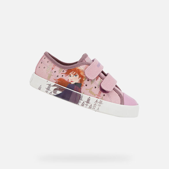 GIRL SNEAKERS GEOX CIAK GIRL - 1