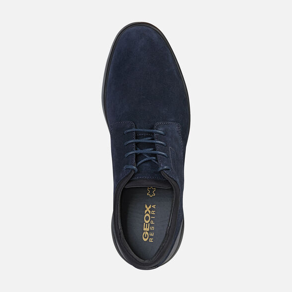 MAN CASUAL SHOES GEOX SMOOTHER MAN - 6
