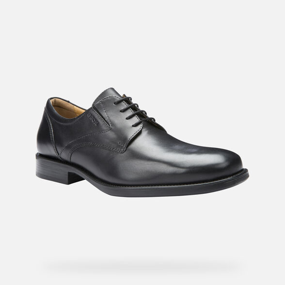 FORMAL SHOES MAN GEOX FEDERICO MAN - 4