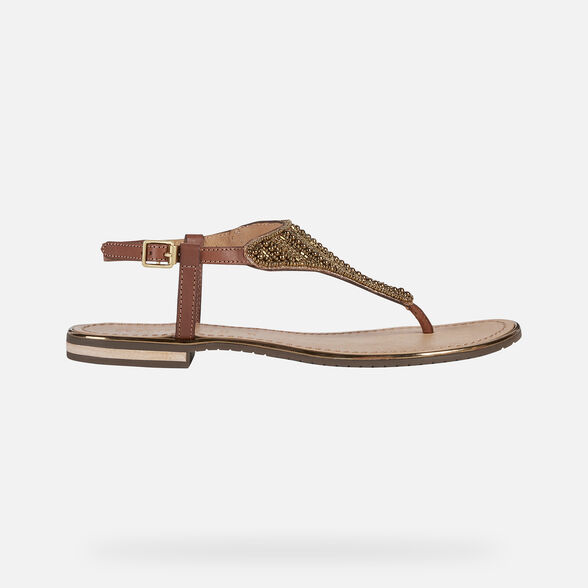 WOMAN SANDALS GEOX SOZY PLUS WOMAN - 2