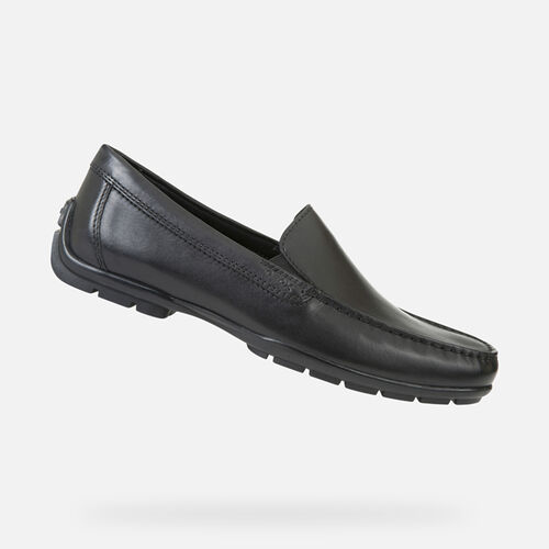 LOAFERS MAN GEOX MONER 2FIT WIDE MAN - null