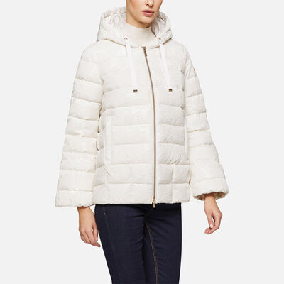 DOWN JACKETS WOMAN GEOX CAMEI WOMAN