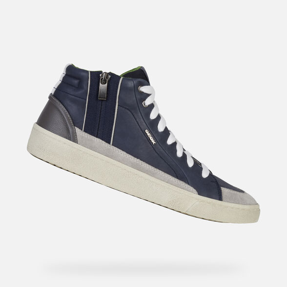 SNEAKERS MAN GEOX WARLEY MAN - 1