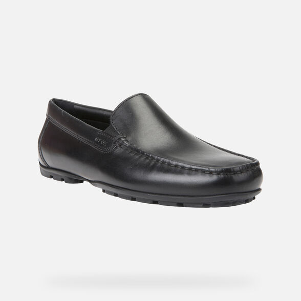 MAN LOAFERS GEOX MONER 2FIT MAN - 3