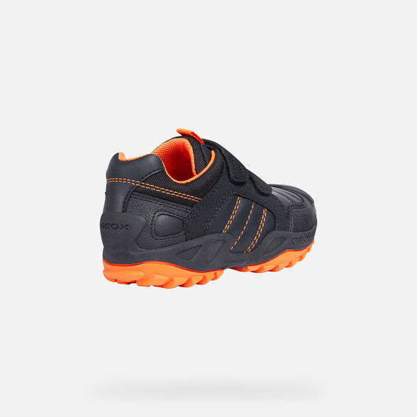 SNEAKERS BAMBINO GEOX NEW SAVAGE BIMBO - 6