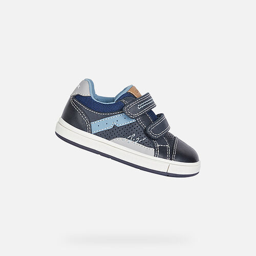 SNEAKERS BABY GEOX TROTTOLA BABY BOY - null