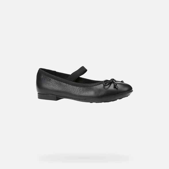 Geox Girls J PLIE B Ballet Flats