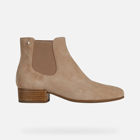 WOMAN ANKLE BOOTS GEOX PEYTHON WOMAN - 2
