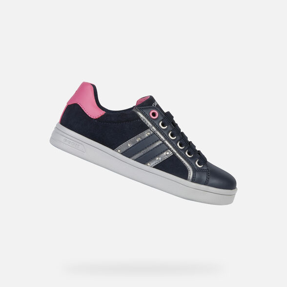 LOW TOP BOY GEOX DJROCK GIRL - 1