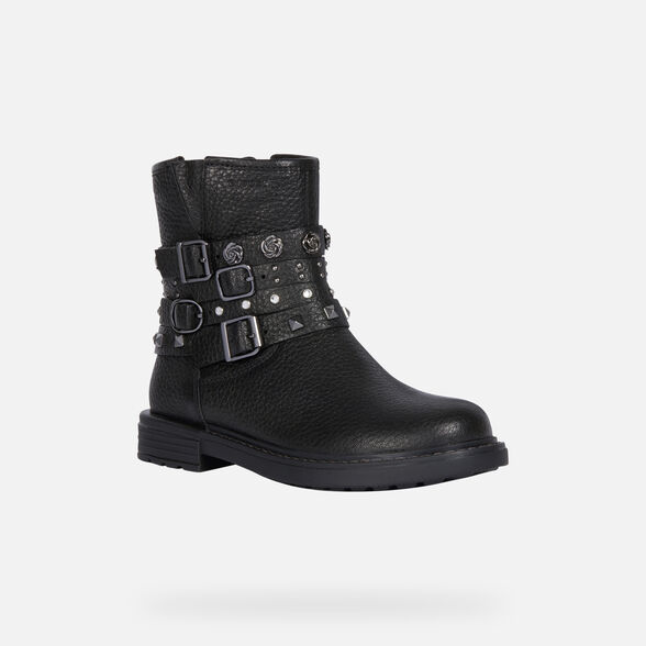 MID-CALF BOOTS GIRL GEOX ECLAIR GIRL - 3