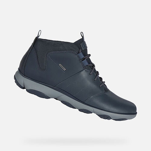 BOTTES HOMME GEOX NEBULA 4 X 4 ABX HOMME - null