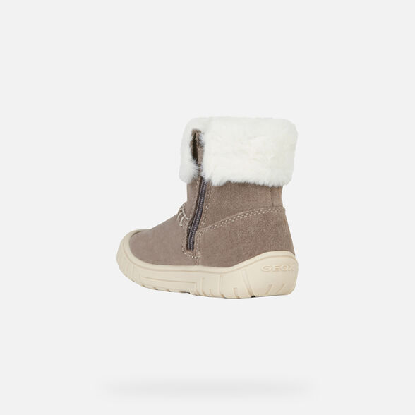 ANKLE BOOTS BABY GEOX OMAR BABY GIRL - 4
