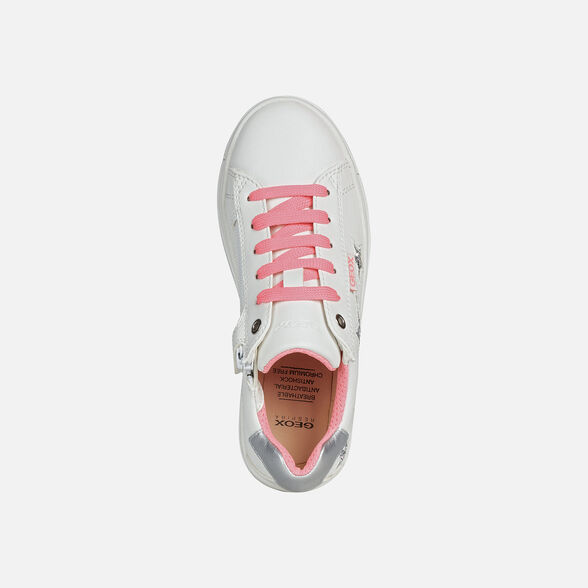 FILLE SNEAKERS GEOX REBECCA FILLE - 6