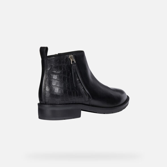 ANKLE BOOTS WOMAN GEOX BETTANIE WOMAN - 5