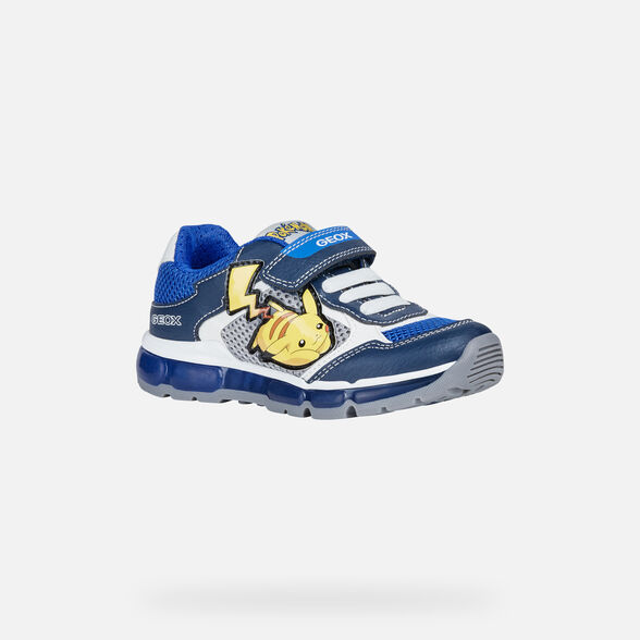 LIGHT-UP SHOES BOY JR ANDROID BOY - 3