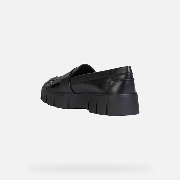 LOAFERS WOMAN GEOX GHOULA WOMAN - 4