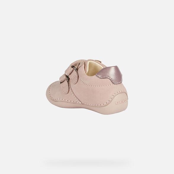 BABY FIRST STEPS GEOX TUTIM BABY GIRL - 4