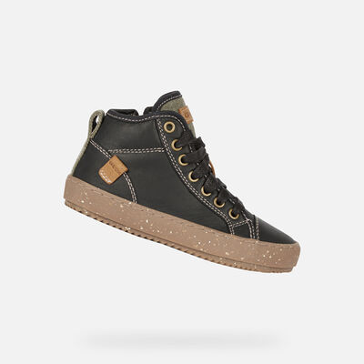 HIGH TOP BOY GEOX ALONISSO BOY