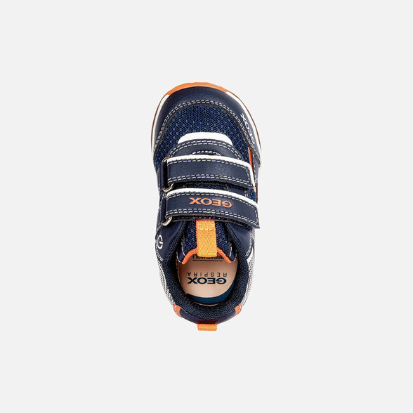 BABY LIGHT-UP SHOES GEOX TODO BABY BOY  - 6