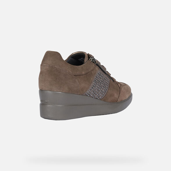 SNEAKERS DONNA GEOX STARDUST DONNA - 5