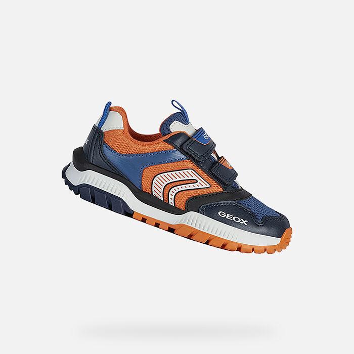 Geox kinder sneakers sale   Brekelmans Schoenen V.O.F.