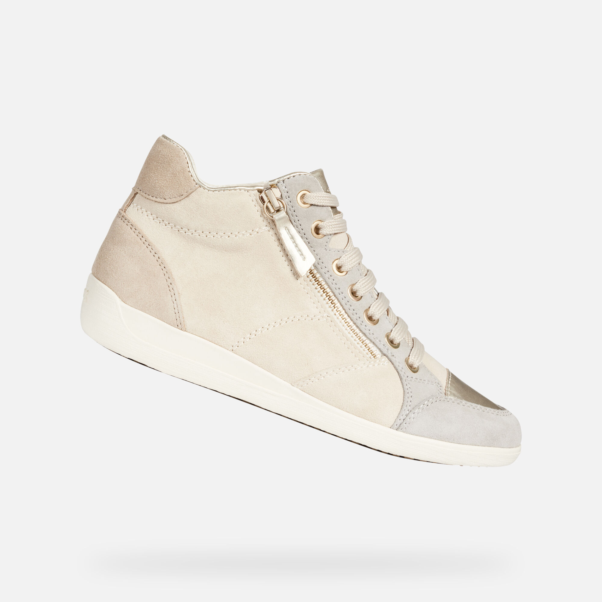 MYRIA HIGH TOP from women | Geox