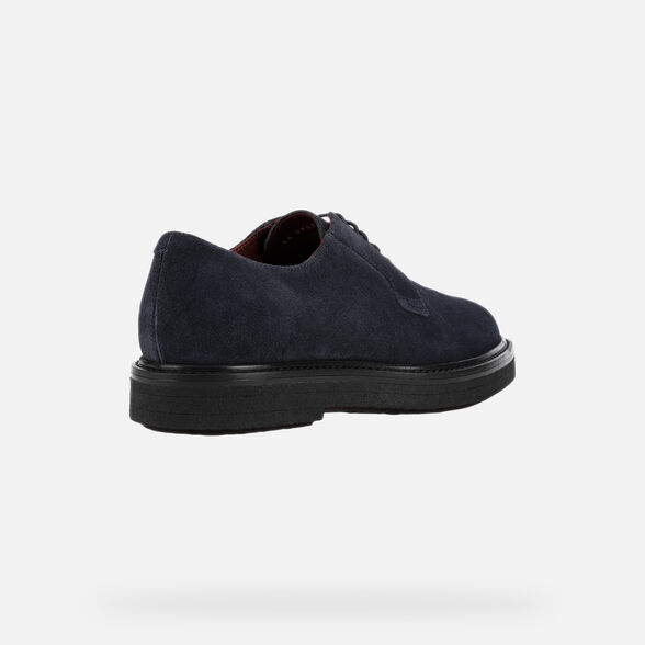 CASUAL SHOES MAN GEOX BRODERICK MAN - 5