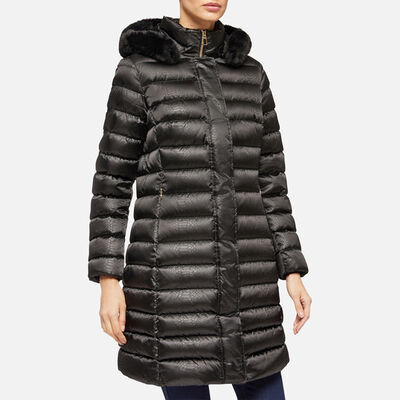 DOWN JACKETS WOMAN GEOX BETTANIE WOMAN