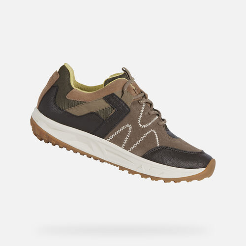 SNEAKERS WOMAN GEOX DELRAY WPF WOMAN - null