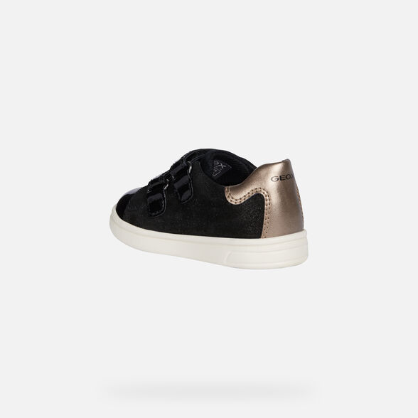 LOW TOP BABY GEOX DJROCK BABY GIRL - 4
